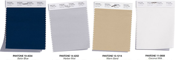 classic tones color palette