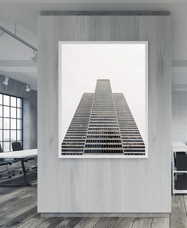 architecture picture of place ville marie in office space